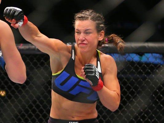 MMA: UFC Fight Night-Eye vs Tate