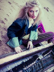 Olya Viglione is among the musical acts set to perform at this year's Steampunk World's Fair.