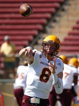 Arizona State Sun Devils quarterback Blake Barnett begins the 2018 season with an extra set of priorities.