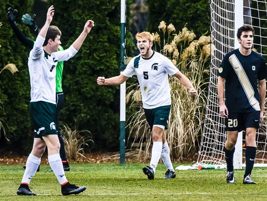 NCAA Men's Soccer Second Round