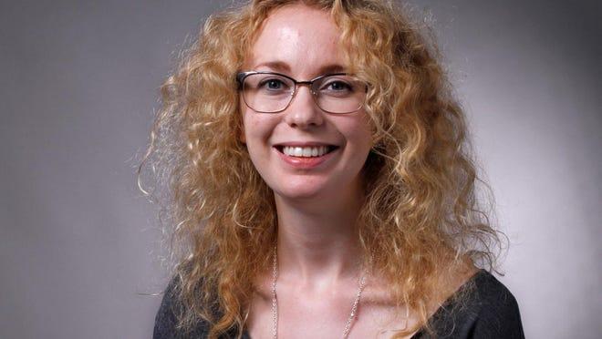 Providence Journal reporter Madeleine List.
