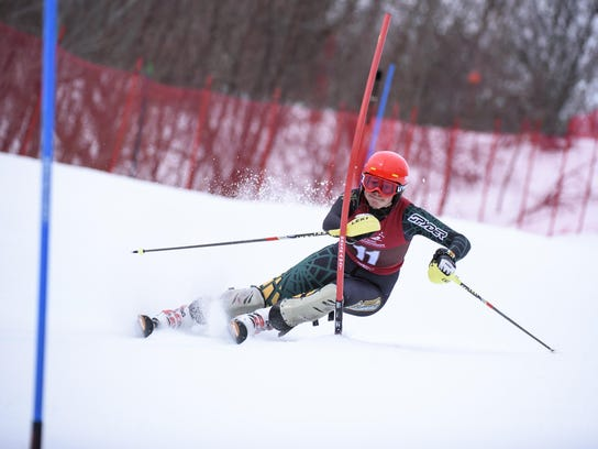 UVM's Laurence St. Germain is one of the east's top