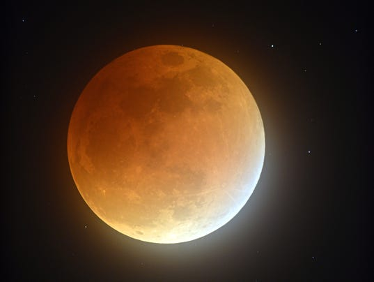 blood moon today in texas - photo #14