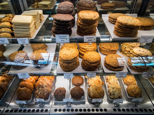 Well Bred Bakery in Biltmore Village specializes in baked goods, coffee, breakfast and lunch.