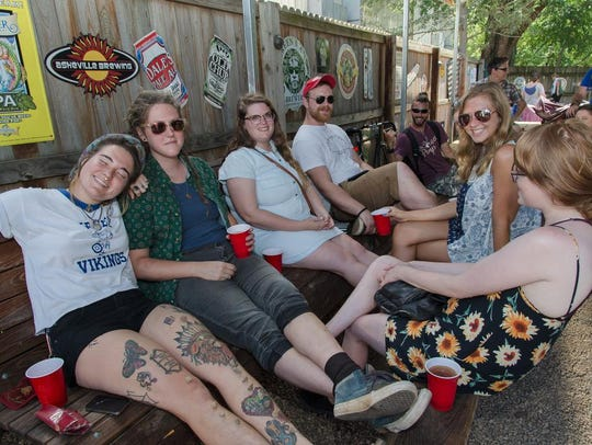 All Go West Music Festival presented a free multi-stage