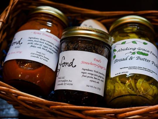 Madeline Dee opened Fond, an artisanal grocery store
