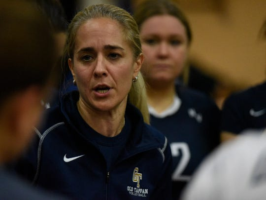NV/Old Tappan volleyball and softball coach Melissa Landeck always has her teams in championship contention. She is also former President of the BCWCA.