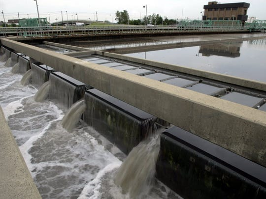 Treatment plants like the one run by the Passaic Valley