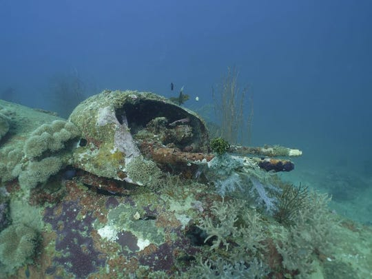 Project Recover performs an archaeological survey of an already-documented B-25 bomber located off the coast of Papua New Guinea.