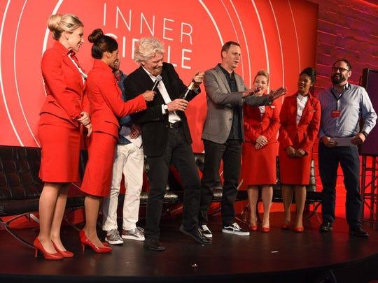 Virgin Atlantic scraps rule requiring flight attendants to