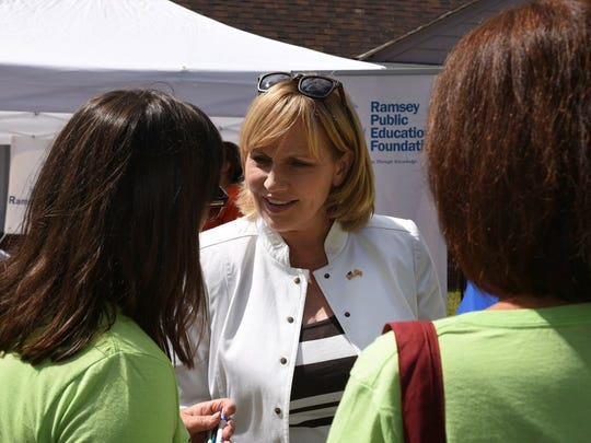 Kim Guadagno, New Jersey's Republican lieutenant governor, lost the governor's race to Phil Murphy.