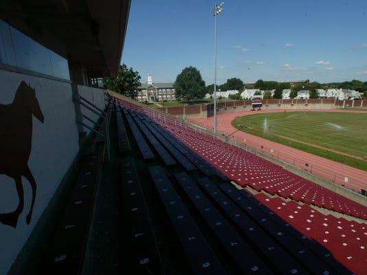 Clifton football stock photo