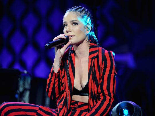 Despite the recent end of her latest arena tour, Halsey's still in hard core promo mode, suggesting the alternative pop singer is ramping up for another leg of her tour this summer.