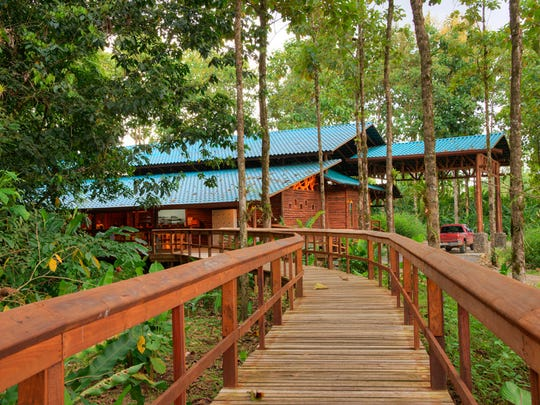 Cinco Ceibas Rainforest Reserve and Adventure Park