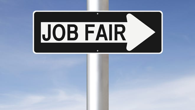 Six companies will be recruiting for open positions on Friday, May 8, at Surprise City Hall. Companies participating in the job fair are Cobalt Medical Development, Empereon Marketing, Gestamp Solar, Intrepid Tool Industries, Rio Glass Solar and WinCo.