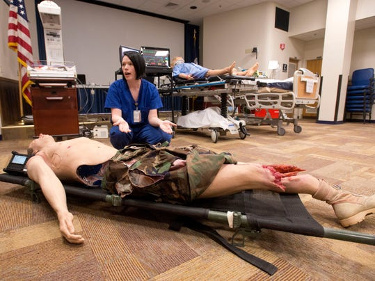Pensacola Naval Hospital 'Room of Errors' improves care