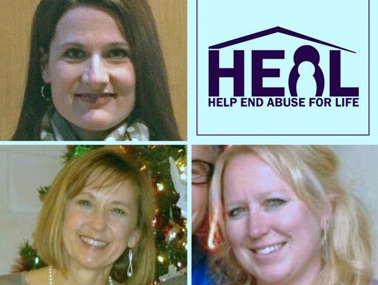 new HEAL board members