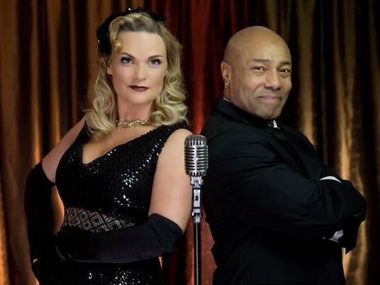 Heather Ramsey Clark (left) and Blair Clark will perform