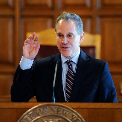 New York State Attorney Eric Schneiderman