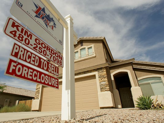 AP FORECLOSURE RATES F FILE USA AZ