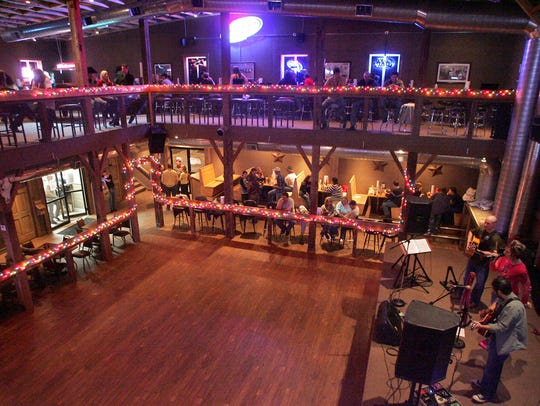 The Vidalias perform at Wildwood Smokehouse & Saloon