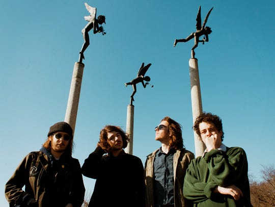 The Districts bringsindie rock for a show at 9:30 p.m.