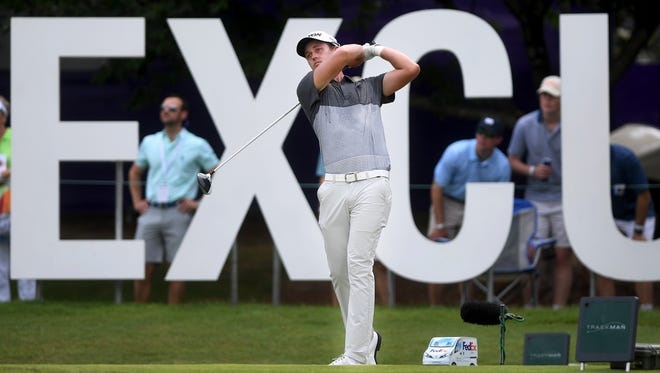 Andrew Putnam ended shooting 15 under par during round three of the 2018 FedEx St. Jude Classic was held, Saturday, June 9 at TPC Southwind.