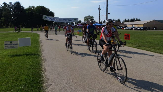Here's your chance to join us on the French Creek Iron Tour in Pennsylvania
