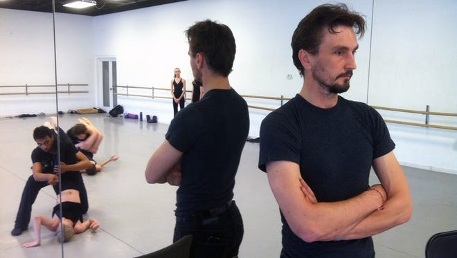 Phoenix Ballet artistic director  Slawomir Wozniak founded Master Ballet Academy in Scottsdale with his wife in 2007.