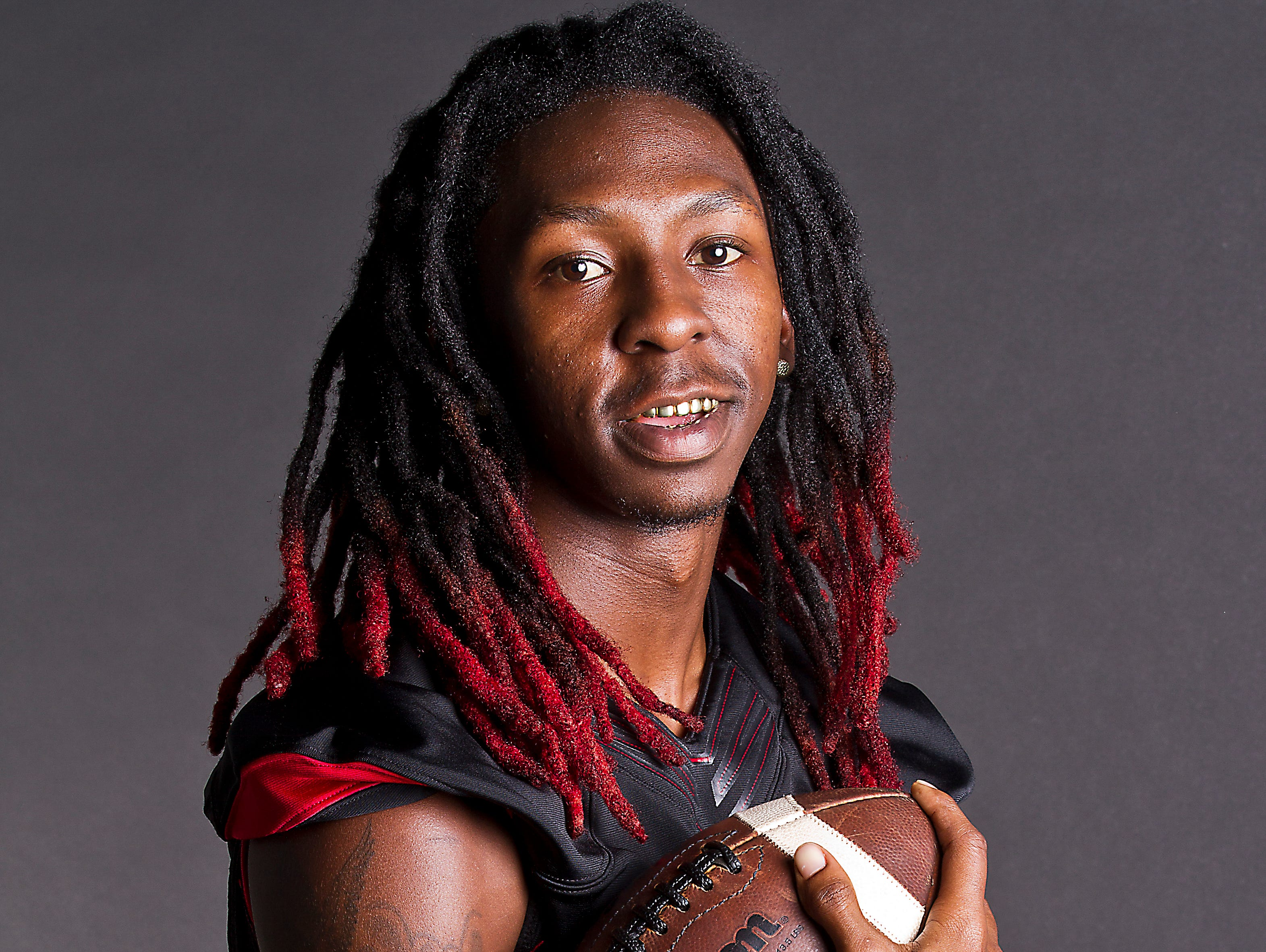 Willie Johnson, South Fort Myers High School - Football - All-Area 2015-2016 school year