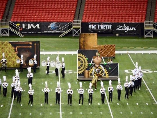 Franklin High School Band.