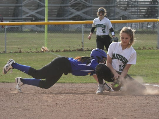 Madison's Paige Eldridge will look to step in on a full-time role in 2019.