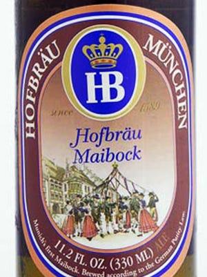 Hofbrau Munchen's Hofbrau Maibock has an ABV of 7.2 percent.