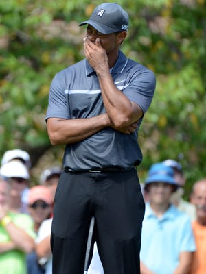 USA TODAY Sports predicts Tiger Woods will not play a competitive round of golf in 2016, but he's not done for good.