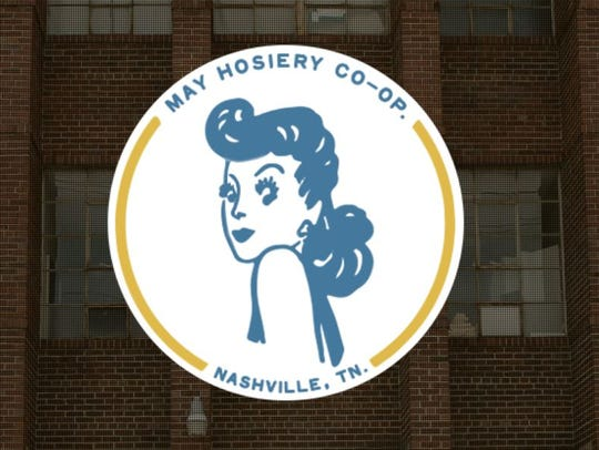 The May Hosiery Co-Op includes six buildings.