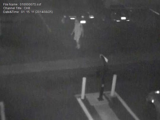 Security footage released by police indicates the man fled to a strip mall near 35th Avenue and Greenway Road.