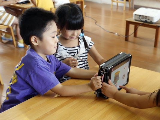 Growing Up Digital Japan Wired Children