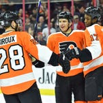 How much time does the Flyers' core group have left?