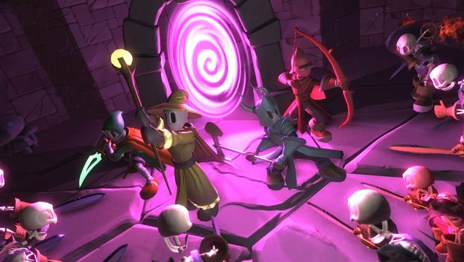 Hack, Slash & Backstab, a game developed at RIT, will go on sale on Wednesday for the XBox One video game console.