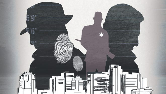 Who protects the public from protected witnesses in the Witness Protection Program?