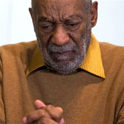 In this 2014 file photo, entertainer Bill Cosby pauses