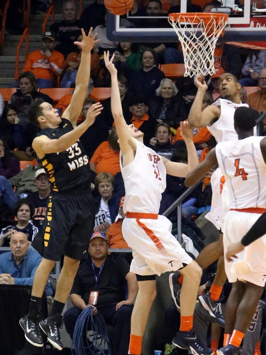 Southern Miss UTEP Basketball
