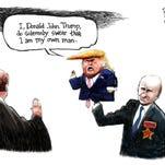 Benson: Trump's inaugural oath