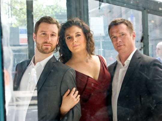 Mirror Visions Ensemble, a New York-based chamber group, will play a free concert as part of the Camerata Musica series at 2:30 p.m. Sunday, Oct. 9 at the Salem Public Library.