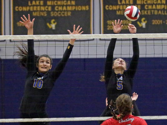 she s Big East Volleyball 1008_gck-21