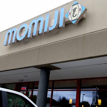 Restaurant inspections: Momiji, Muchas Gracias, Nancy's Burgers
