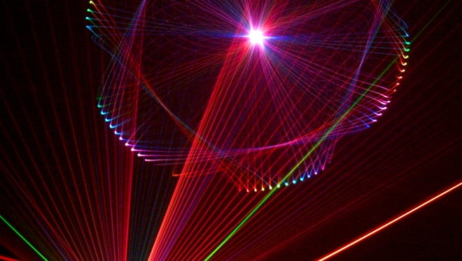 From laser concerts featuring music by Pink Floyd and Led Zeppelin, to star shows about the night sky and special children's programs, the Planetarium at Raritan Valley Community College has offerings for the entire family in March.