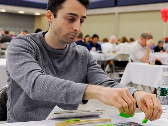 Scrabble Championship (2)
