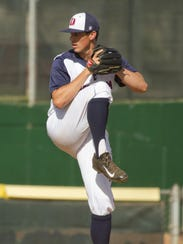 Former Dixie State Pitcher Porter Clayton made his