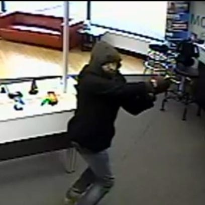 March 26, 2015: Suspects robbed a Verizon Wireless